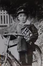 昭和初期のこども_学習雑誌と子供用自転車